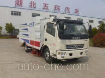 华通牌HCQ5083TXSE5型洗扫车