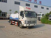 Huatong HCQ5085GPSBJ sprinkler / sprayer truck