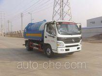 华通牌HCQ5089GQWB5型清洗吸污车