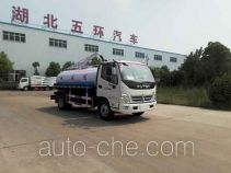 Huatong HCQ5089GXEB5 suction truck