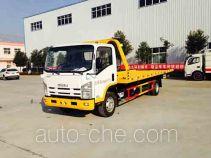 Huatong HCQ5100TQZQL wrecker
