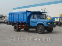 Huatong HCQ5100ZLJE dump garbage truck