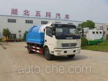 Huatong HCQ5115GQWE5 sewer flusher and suction truck