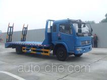 Huatong HCQ5120TPBE3 flatbed truck