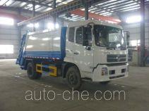 Huatong HCQ5123ZYSDFL garbage compactor truck