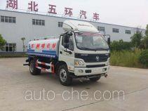 Huatong HCQ5126GPSBJ5 sprinkler / sprayer truck
