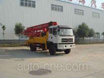 华通牌HCQ5160THBS型混凝土泵车