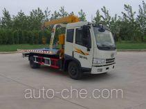 Huatong HCQ5160TQZCA3 wrecker