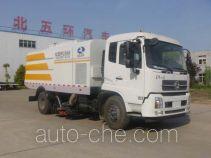Huatong HCQ5164TSLE5 street sweeper truck