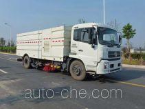 Huatong HCQ5160TXSBX5 street sweeper truck