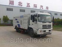 华通牌HCQ5160TXSDL5型洗扫车