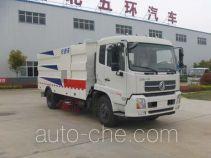 Huatong HCQ5161TSLDFL street sweeper truck