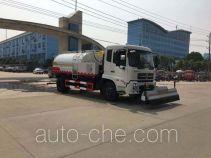 Huatong HCQ5162GQXDL5 street sprinkler truck