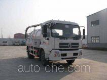 Huatong HCQ5162GXWNG sewage suction truck