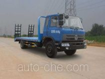 Huatong HCQ5162TPBGJ flatbed truck