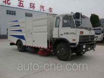 Huatong HCQ5162TXSGJ street sweeper truck