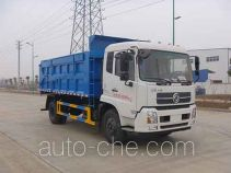 Huatong HCQ5164ZDJDFL docking garbage compactor truck