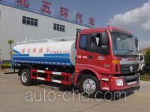 Huatong HCQ5165GPSB5 sprinkler / sprayer truck