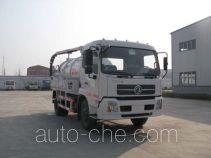 华通牌HCQ5165GXWDL型吸污车