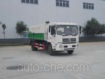 Huatong HCQ5165ZDJDFA docking garbage compactor truck