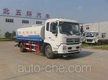Huatong HCQ5166GPSDL5 sprinkler / sprayer truck