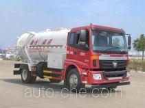 华通牌HCQ5165GQWB5型清洗吸污车