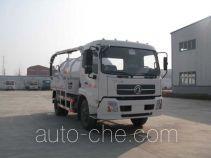 Huatong HCQ5166GXWDF sewage suction truck