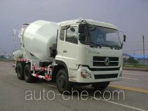 Huatong HCQ5250GJBTJ3 concrete mixer truck