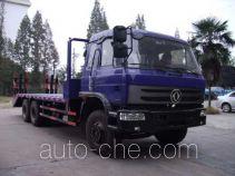Huatong HCQ5250TPBGJ3 flatbed truck