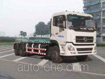 Huatong HCQ5250ZXXDL detachable body garbage truck