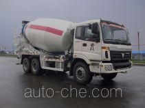 Huatong HCQ5253GJBBJ3 concrete mixer truck