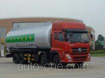 华通牌HCQ5310GFLT3型低密度粉粒物料运输车