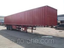 Chengxing HCX9400XXY box body van trailer