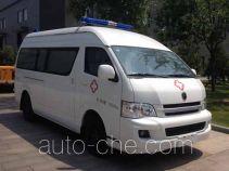 佰斯威牌HCZ5030XJH-0HCZV型救护车