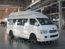 佰斯威牌HCZ5030XLJ-0HASV型旅居车