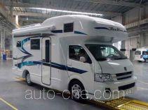 佰斯威牌HCZ5030XLJ-0HCSV型旅居车