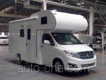 佰斯威牌HCZ5030XLJ-1GCSV型旅居车