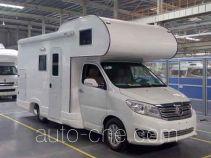 佰斯威牌HCZ5030XLJ-1GCZV型旅居车