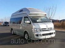 佰斯威牌HCZ5030XLJ-1HCZV型旅居车
