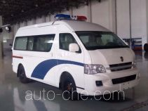 BSW HCZ5030XQC-0HASV prisoner transport vehicle