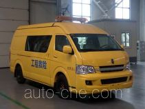 佰斯威牌HCZ5030XXH-0HASV型救险车