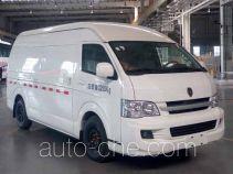 佰斯威牌HCZ5030XXY-0HASV型厢式运输车