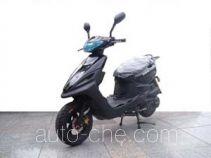 豪达牌HD125T-2G型踏板车