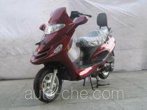 豪达牌HD125T-5G型踏板车
