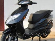 豪达牌HD125T-7G型踏板车