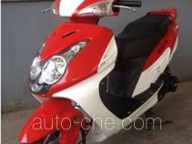豪达牌HD150T-6G型踏板车
