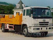 杰之杰牌HD5130THB型混凝土泵车