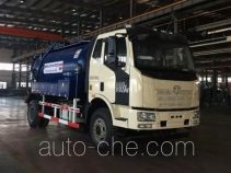 Jiezhijie HD5160GXWC4 sewage suction truck
