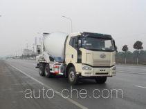 Jiezhijie HD5250GJB concrete mixer truck