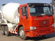 Jiezhijie HD5250GJBHW concrete mixer truck